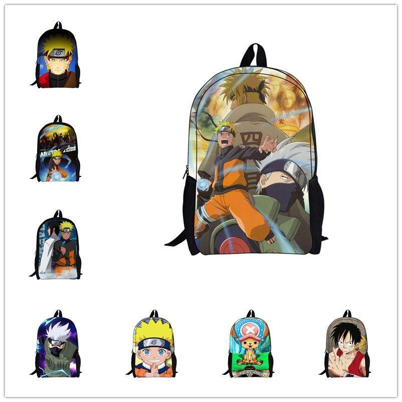 Hot Sale 3d Cartoon School Backpacks For Kids,Cool Boys Anime ...