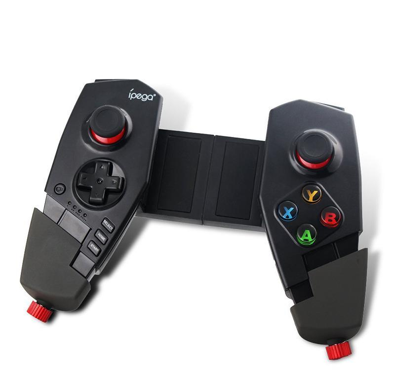 IPEGA PG - 9055 Red Spider Wireless Bluetooth Gamepad Telescopic Game Controller Gaming Joystick For Android IOS Tablet PC