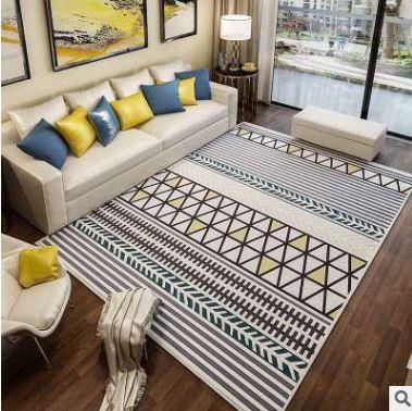 Delicieux Geometric Living Room Decoratio Carpet Large Area Rugs Living Room Mats  Bedroom Washable Mats Bedroom Decortion Bedside Rug European Carpet Area  Rugs Mats ...