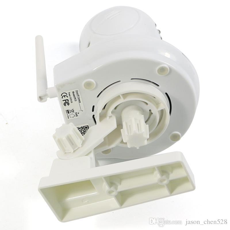 CCTV Camera cloud IP Camera HD 720p Network Wifi Security P2P Cloud CCTV Camera GSM Alarm 1/4 Cmos Ir-cut 3.6mm WPS TF Card DHL