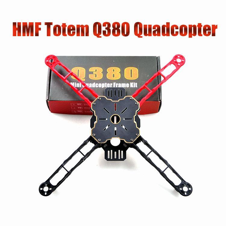 Großhandel 2015 Diy Fpv Über Rahmen Hmf Totem Q380 380mm Multirotor ...