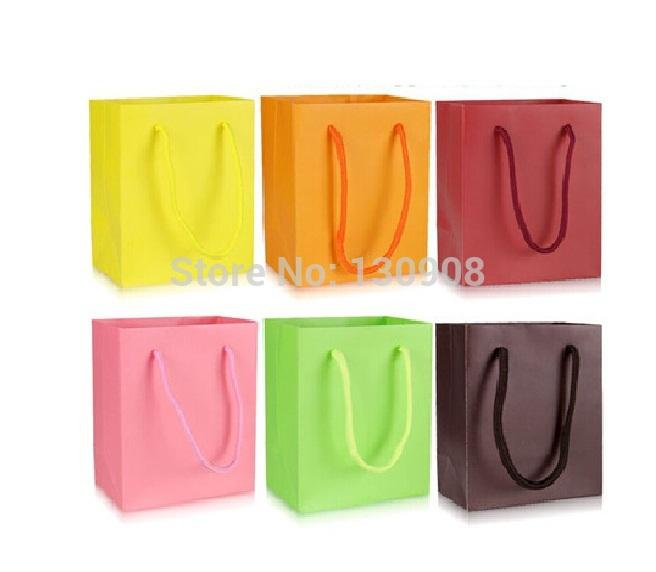 Best Large Size Paper Shopping Bags Size 30*13*40cm Free Ship ...