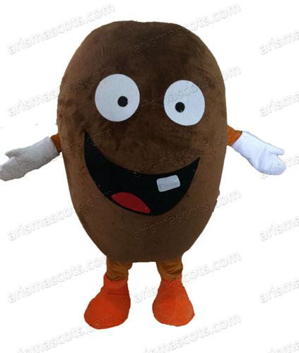81dccbfc4 Coffee Bean Mascot Costume Custom Made Mascots For Advertising Funny Mascot  Costumes For Sale Deguisement Mascotte Quality Mascot Maker Mascot Head For  Sale ...