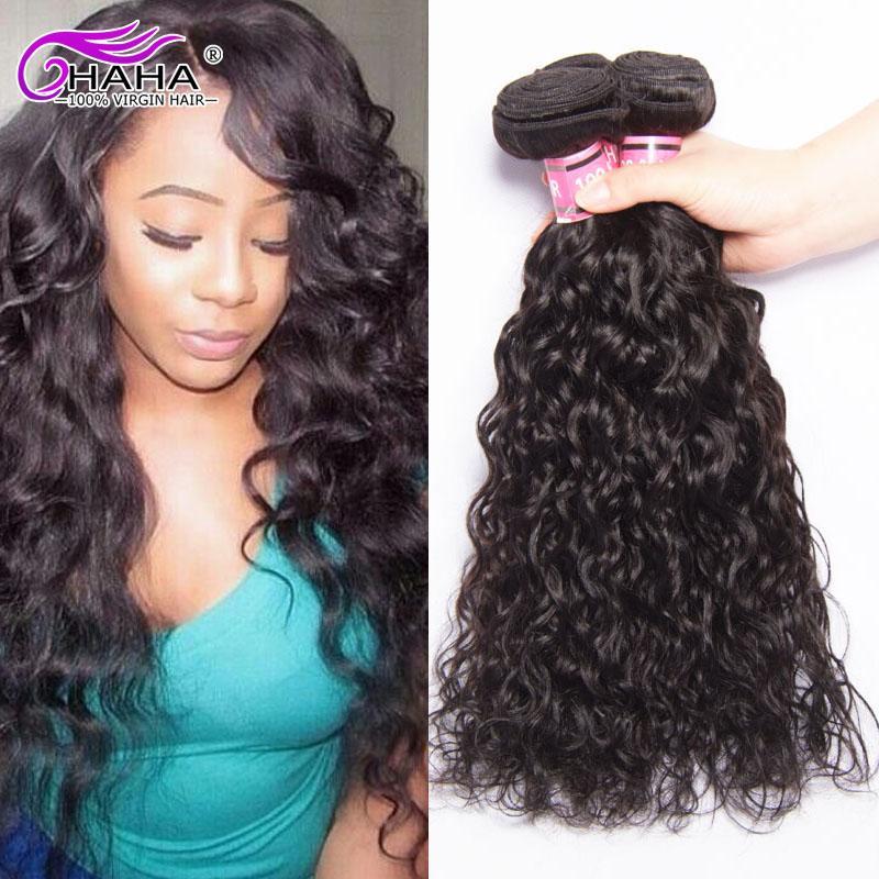 7a Mongolian Virgin Hair Extensions Natural Wave Spanish Wavy Human