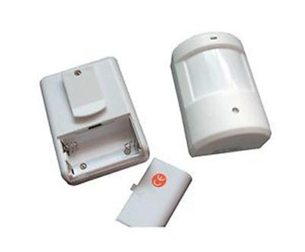 Date Electro Garde Montre Capteur De Mouvement Alarme De Porte Cloche Sans Fil Infrarouge Alerte de Sécurité Système sonnette Carillon Usage Intérieur À L'extérieur