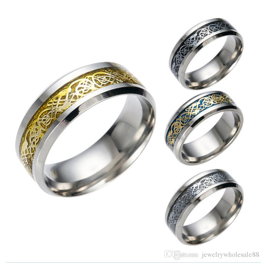 gold wedding jewelry rings product bands carved rose fine jabel