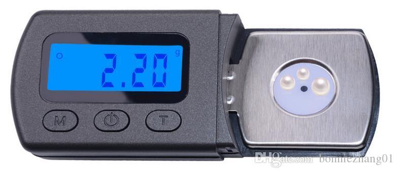 مقياس الالكترونية 5 جرام / 0.01 جرام عالية الثمينة الذهب الماس والمجوهرات حجر وزن مقياس الرصيد للمجوهرات اختبار جودة عادلة