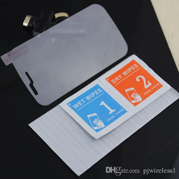 Huawei P8 P7 P6焼戻しガラススクリーンプロテクターフィルムG6 G7 C199 Engrong 6 Plus Y300 Y320 Y550
