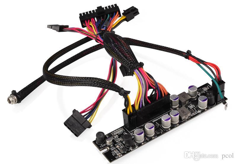 250W DC-DC 12V ITX Stromversorgung | ATOM HTPC AUTO AUTO mini mico PC picoPSU ATX Netzteile