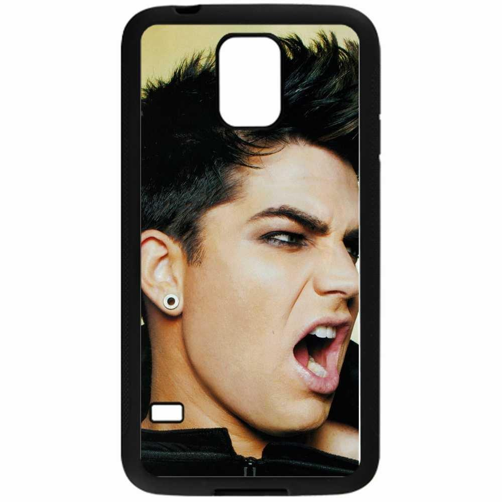 samsung s5 case enchanting adam lambert personalized custom hard