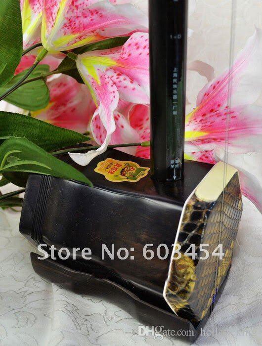 الجملة الرخيصة دونهوانغ 07A كمان الصينية ERHU + حقيبة