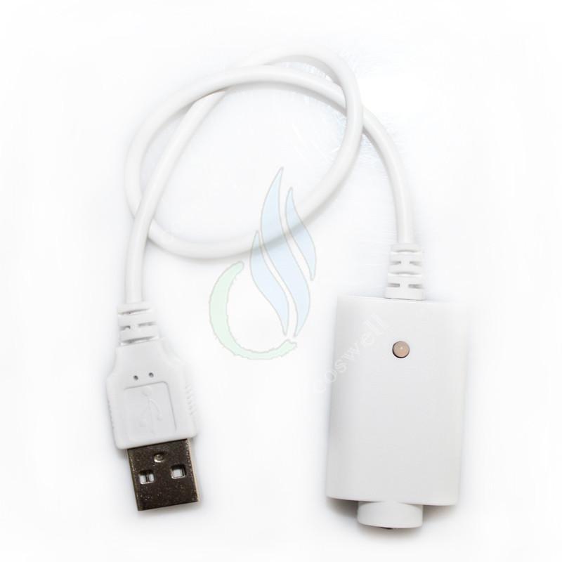Elektronische Zigarettenladegerät USB-Ego-Ladegerät in 5V heraus 4.2V mit IC-Schutz für Ego T C EVOD TESLA Batterie E CIG-Zigaretten-Mod-USB-Ladegerät