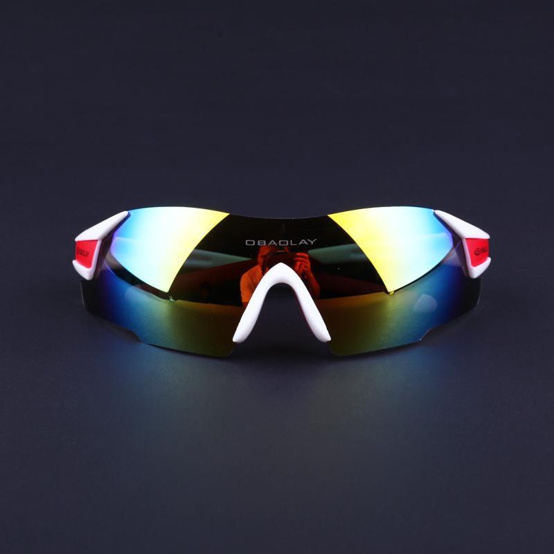5b0b263762fc3 Compre Polarizada Sem Aro Óculos De Sol Para Mulheres Dos Homens Uv400  Ciclismo Óculos De Sol Esporte Bicicleta Óculos De Corrida Mountain Bike  Golf Pesca, ...