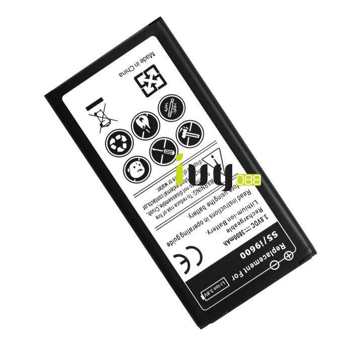 3800mAh EB-BG900BBC استبدال بطارية Samsung Galaxy S5 SV i9600 G900A G900T G900V G900P بطاريات Batterij Bateria باتري