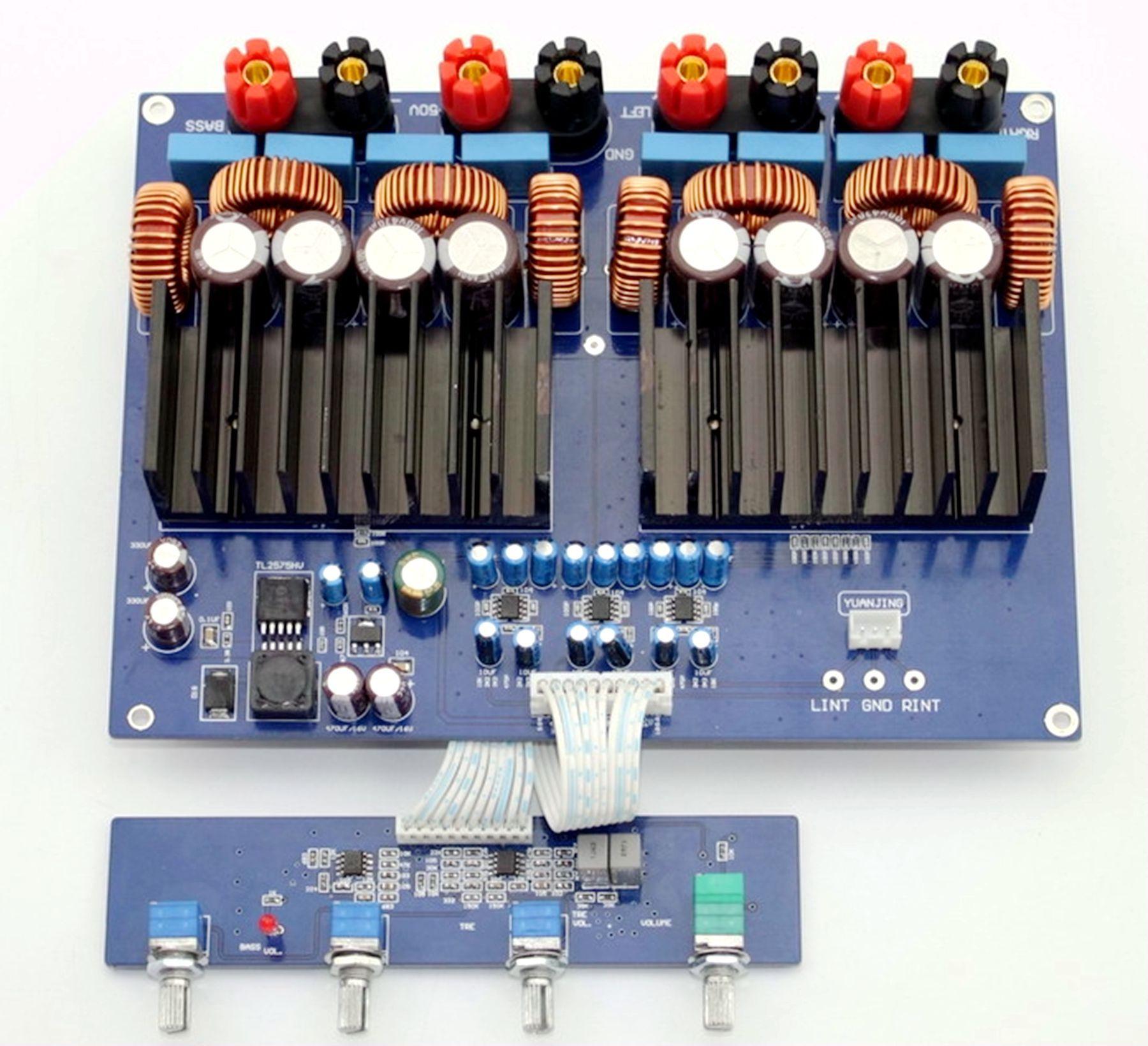 Online Cheap Tas5630 21 High Power Amplifier Board 1200w By 300w Diy Circuit Wonderful Land