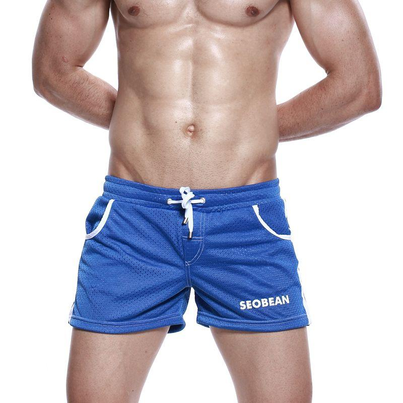 Best 100%polyester Sexy Swim Trunks Men Swimming Trunks Breathable Men'S Swimwear ...