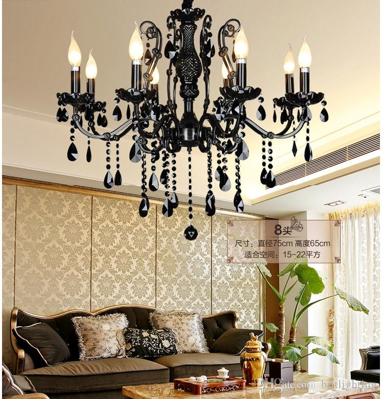 antique crystal en product home shabby chandelier