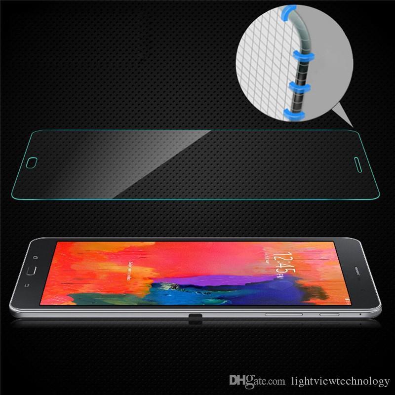 Взрывозащищенные 9Н 0,3 закаленное стекло экрана протектор для Samsung вкладке Галактики 4 10.1