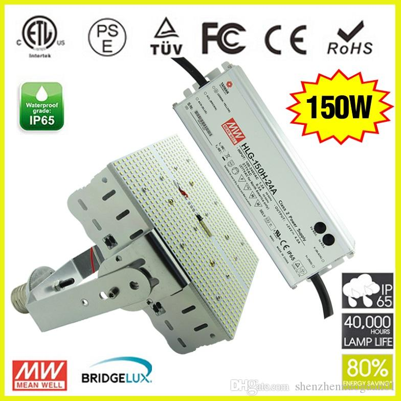 1000w Metal Halide Replacement 150w Led Street Light