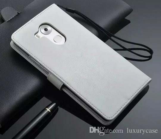 Стильный Для Huawei Mate 8 Case Стенд Ультратонкая Крышка Роскошный Оригинальный Красочный Флип Бумажник Кожаный Чехол Для Huawei Ascend Mate 8