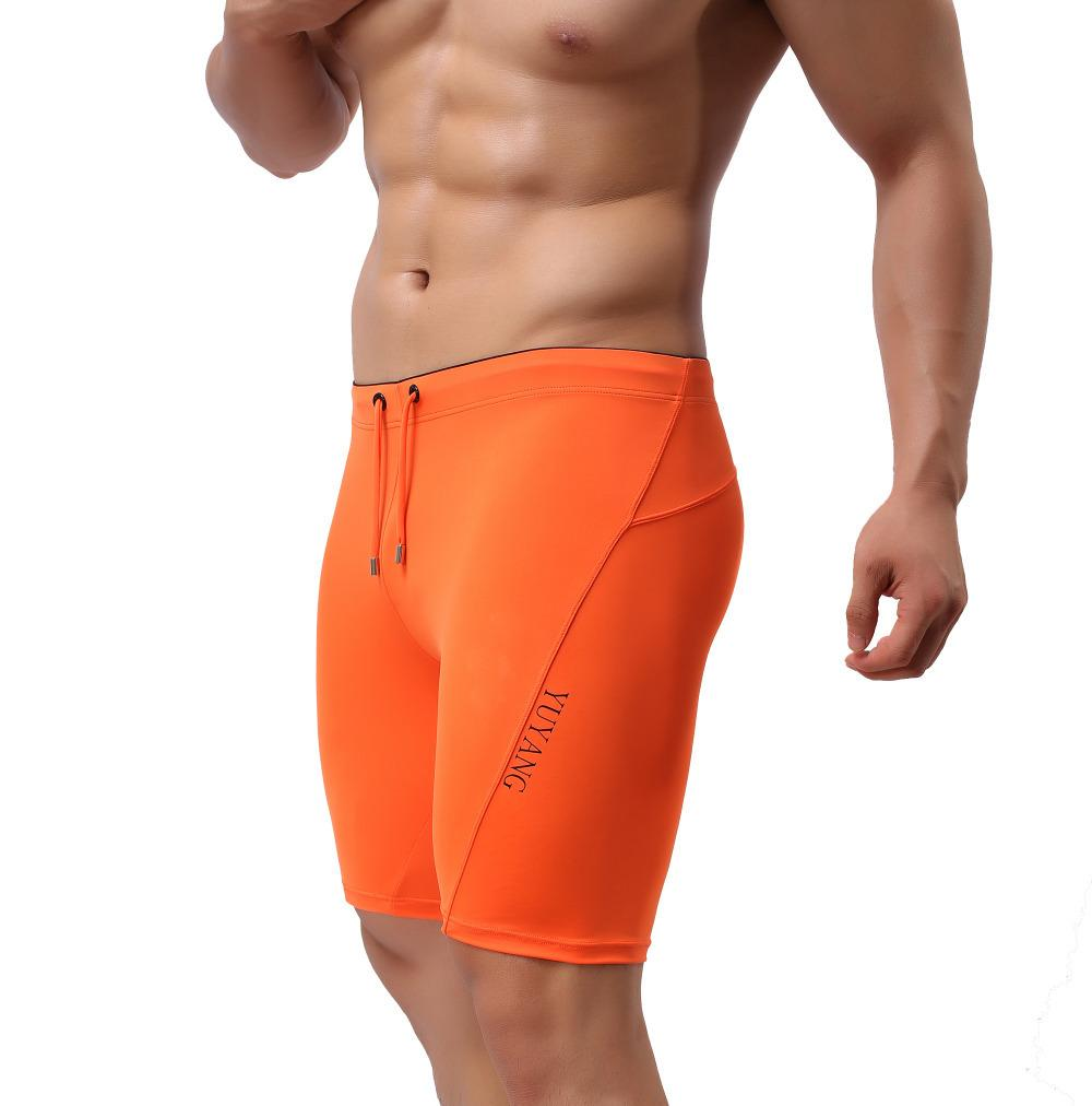 Apparel Mens Cycling 2018 Men Swim Trunks Bodybuilding Swimwear Yoga Gym Shorts Running Tight Beach Roupas Finess Hombre From Better 23 1177 Dhgate