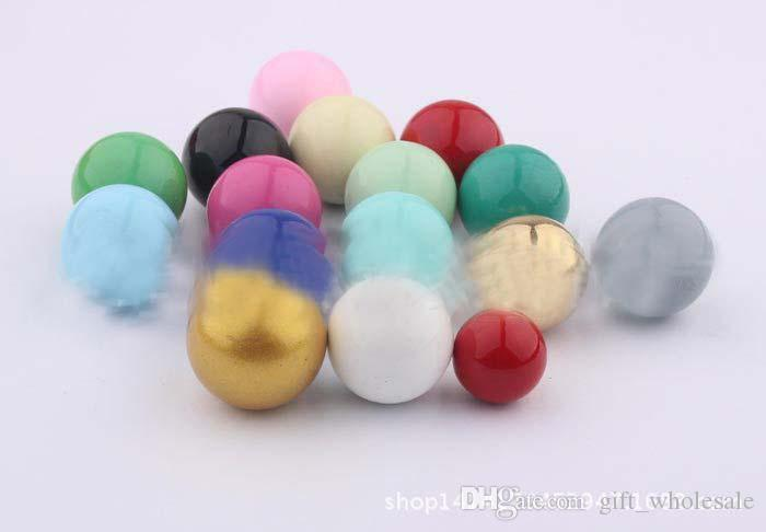 Multicolor Cage Angel Ball 16mm Chime Ball Harmony Ball in Pendants Necklaces Pregnant Jean Sound Beads