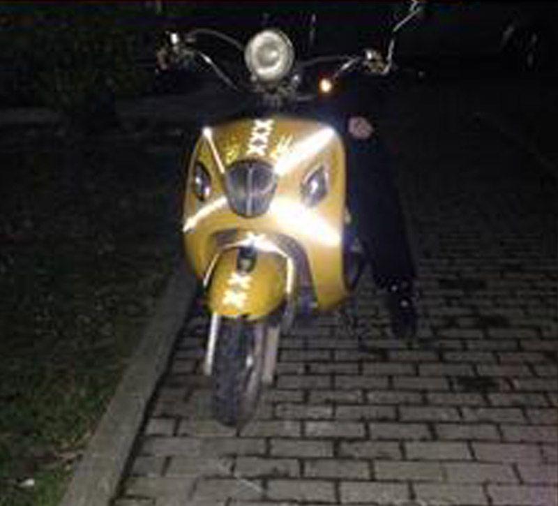 3 Metros X 5 CM Etiqueta Engomada Del Coche Reflectante Advertencia de Seguridad Cubierta Accesorios Visibilidad Rollo de Película de la Cinta Motocicleta bicicleta etiqueta