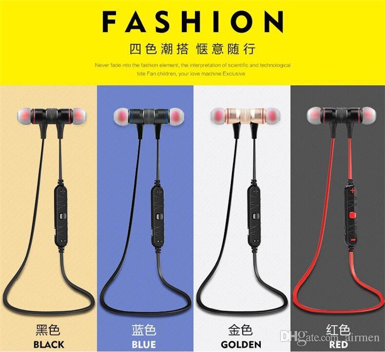 Original Brand AWEI A920BL Super Bass bluetooth in Ear Headphones Sports Earphones Headset For iPhone 6 6+ Samsung S6 etc device