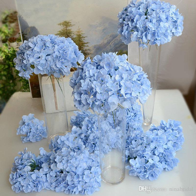 2020 Dhl Free Quality Hydrangea Wholesale Big Flower Head 15cm