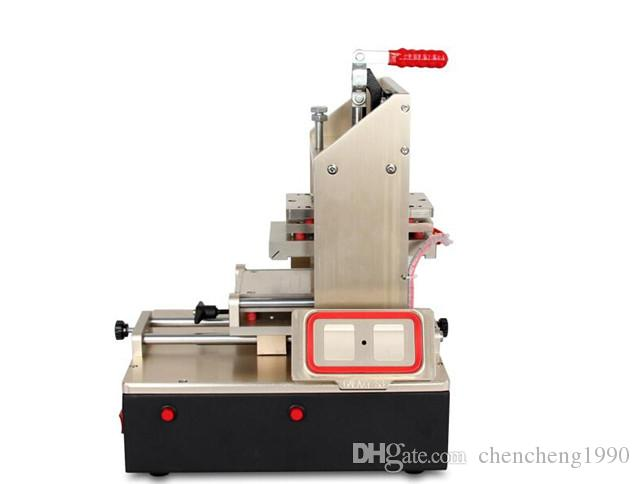 5 in 1 For Samsung / iPhone Bezel Middle Frame Separate Machine + LCD Touch Screen Separator+lcd glue remover machine+hot Plate