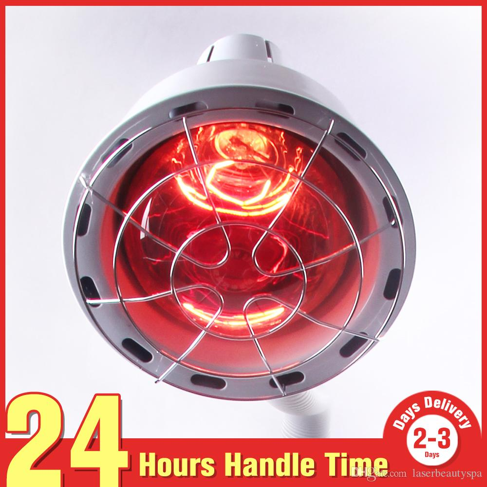 Floor Standing Red Infrared Light Lamp Healthy Care Body Blood Circulation Infrared  Lamp Beauty Equipment Spa Wholesale Hair Products Wholesale Salon ...