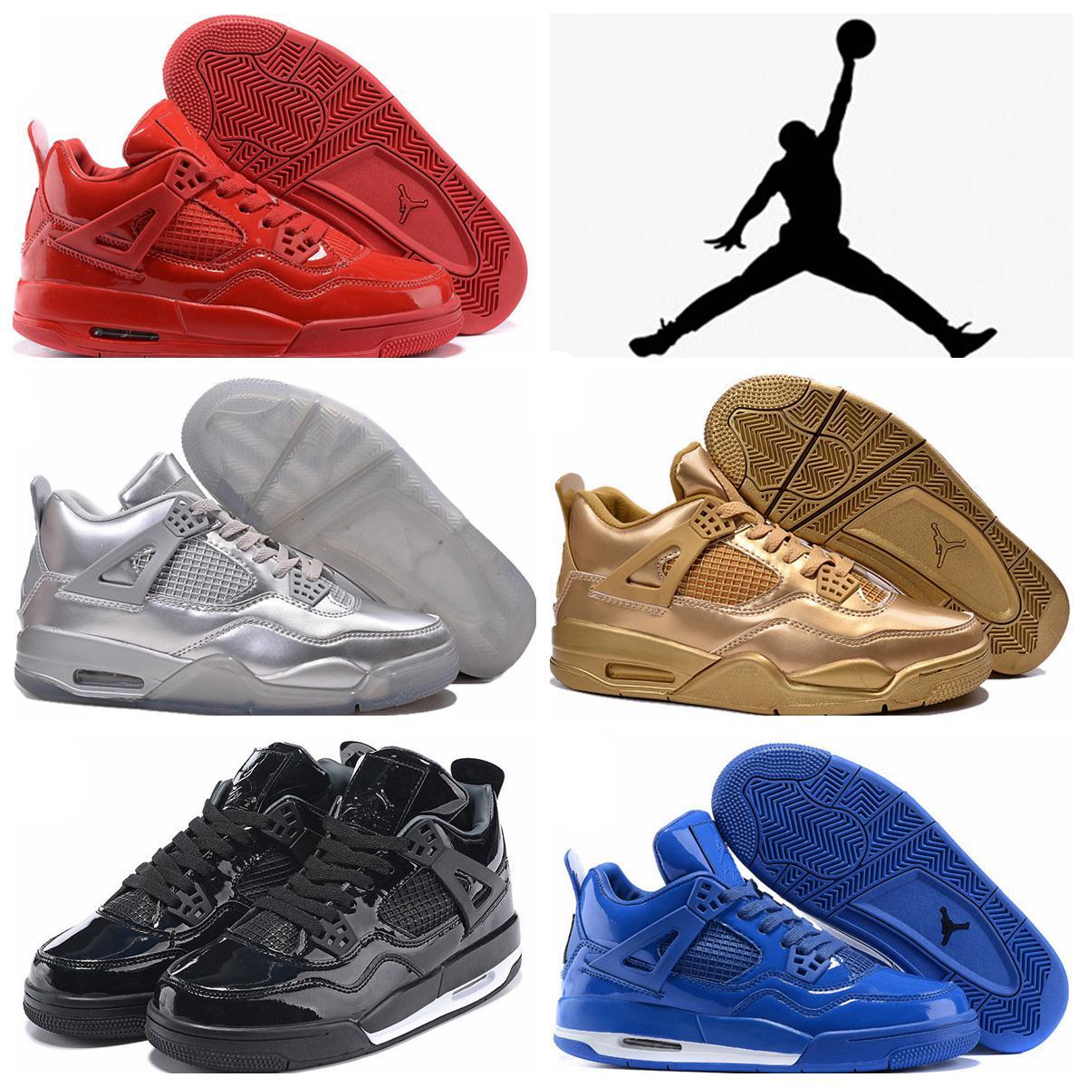 finest selection eb306 e86e5 Großhandel 2016 Nike Air Jordan 4 Herren Basketball Schuhe, Rote Preiswerte  Qualitäts Sport Schuh Discount Breath Jogging Turnschuhe Eur 41 47free  Versand ...