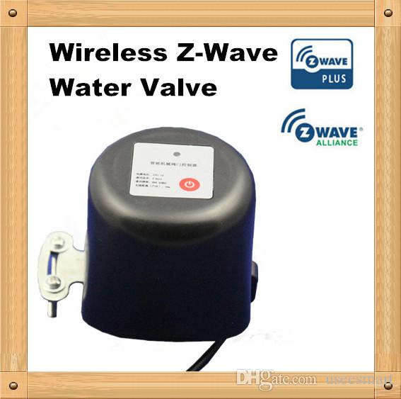 Z Wave Smart Water Shut Off Valve For Smart Home