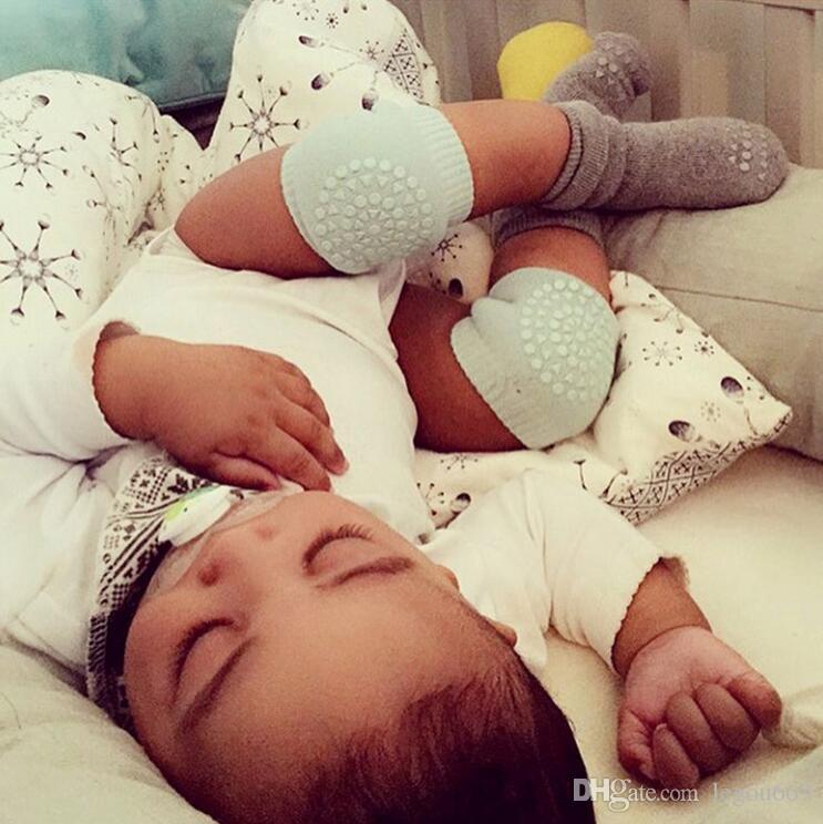 sicherheit kleinkinder ellbogen beschützer baby knie pad auf kissen beinwärmer