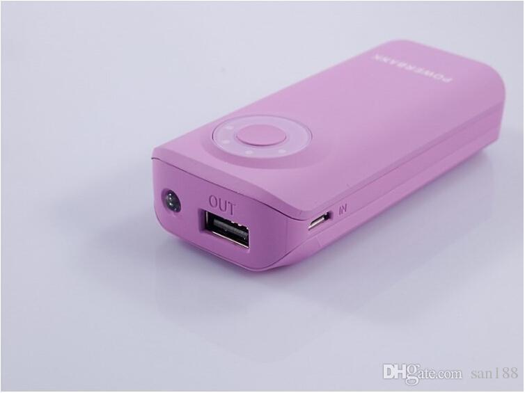 power bank Gomma Piccolo pesce bocca olio 5000mAh caricabatterie portatile esterno Caricabatterie Caricabatterie di riserva Samsung iphone ipad tutti i modelli