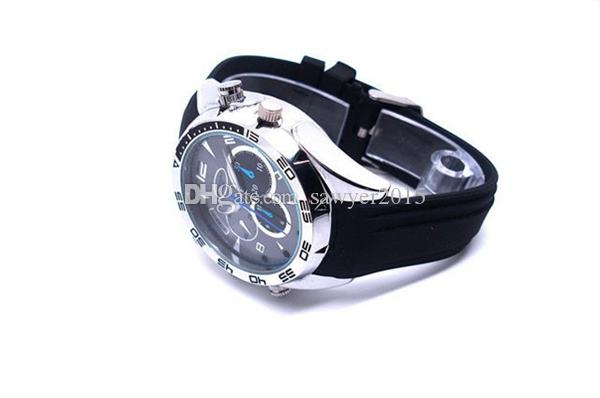 W5000 Waterproof Full HD 1080P Infrared Night Vision Watch Camera W5000 Sports wristwatch video camera 8GB 16GB 32GB Watch mini DV camera