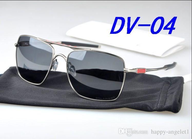 Rahmen Classic Brand Sonnenbrillen Radsportbrillen Polarisierte Brillen Herren Integrierte Herren Damen Sonnenbrille