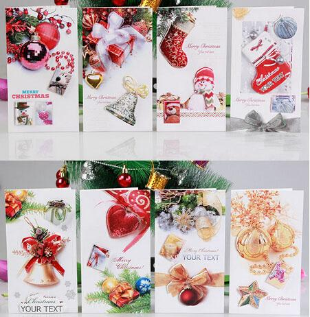 3d handmade christmas card 8 patterns new year greeting card 3d handmade christmas card 8 patterns new year greeting card creative flash powder paper card wishing cards xmas card from kevin518 3799 dhgate m4hsunfo