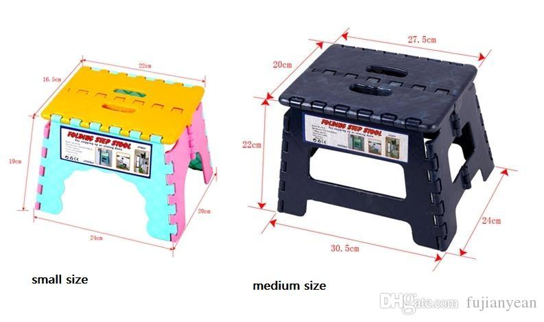 See larger image  sc 1 st  DHgate.com & 2017 Folding Plastic Stool Portable Plastic Folding Stool Outdoor ... islam-shia.org