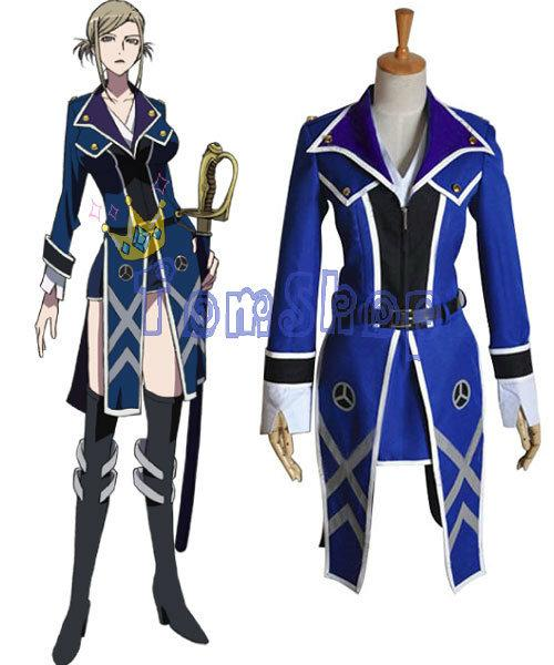 Anime K Awashima Seri Cosplay Uniform Dress Women Girls High ...