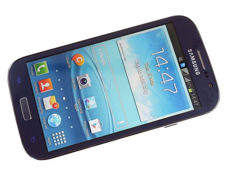 Оригинал Samsung Galaxy Grand Duos I9082 I9082 Мобильный телефон GSM 3G WIFI GPS Dual SIM-карты 8-мегапиксельная камера разблокирована телефон Восстановленное