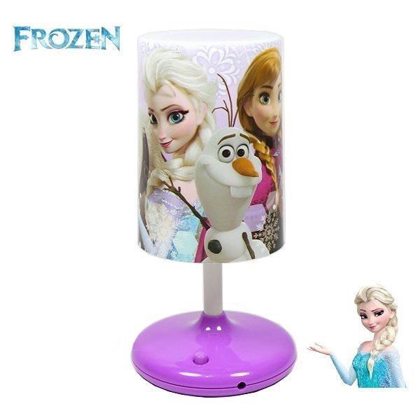 Best Frozen Elsa Lamp Book Light Kids Bedroom Decoration Anna Elsa ...
