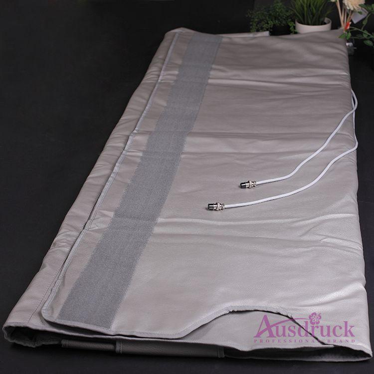 Безопасная и быстрая уменьшая машина вытрезвителя терапией потери веса СПА сумки сауны одеяла сауны длинноволновой части инфракрасной области ели сауны тела
