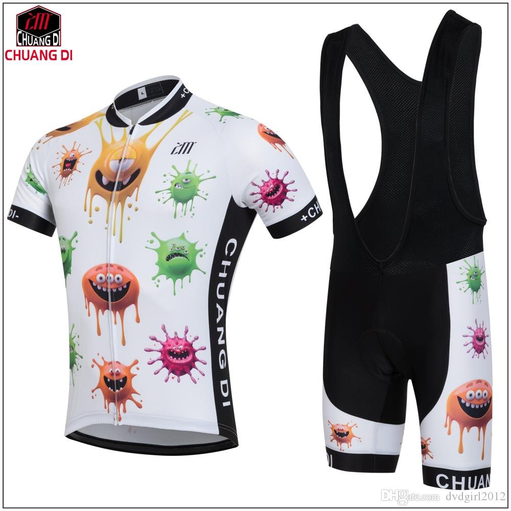 ZM Brand Summer? Breathable Cycling Clothing / Quick-Dry Corrida De Bicicleta Jerseys Ropa Ciclismo / Lycra Pad Mountain