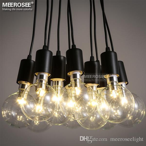 Contemporary pendant light fixture American style decoration suspension lamp fancy hanging light vintage pendant lustre MD1205
