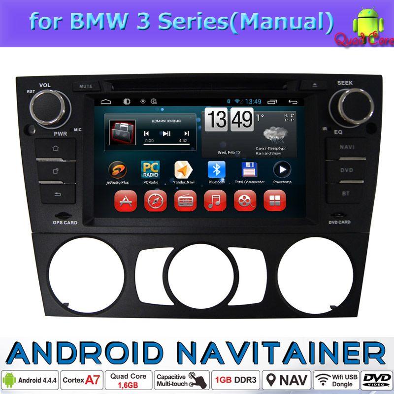 android quad core car dvd player gps radio for bmw 3 series manual rh dhgate com BMW Navigation Radio BMW Satellite Radio