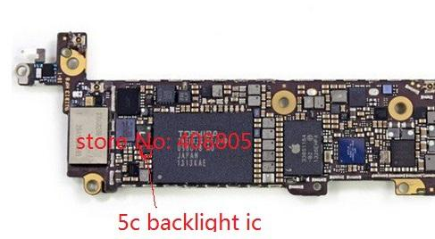 iphone 5c motherboard best back light ic for iphone 5c backlight ic chip on 2466