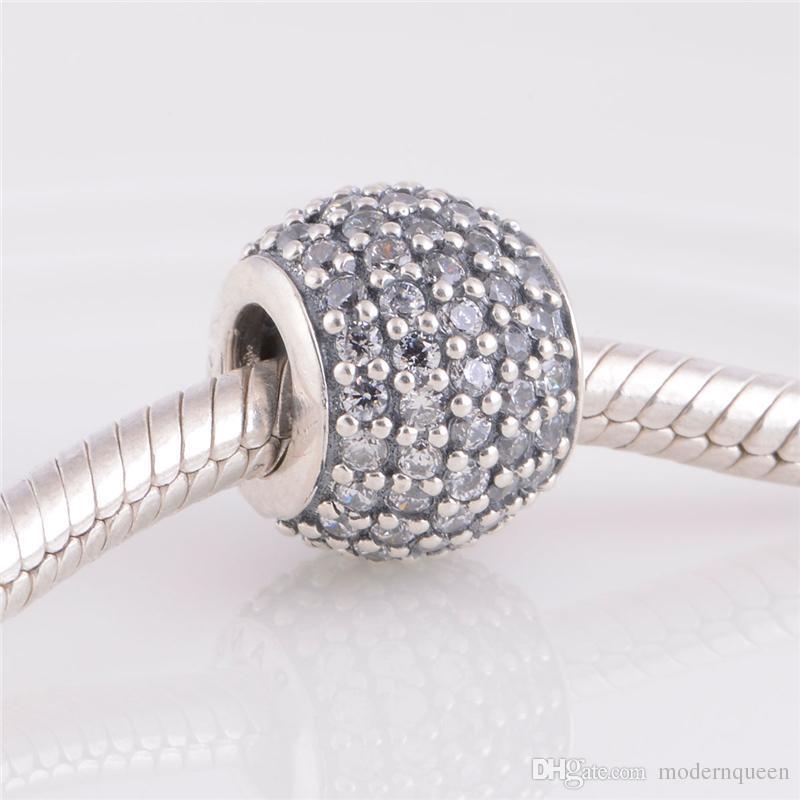 Chims Beads para joyería que hace que se adapte a las pulseras de estilo originales cualquier collar estilo europeo 791051lcz