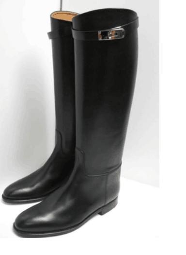 Лучшее качество! бесплатная доставка! U503 40/41/42 Натуральная кожаная пряжка колена высокие сапоги H черные серые роскошные классические плоские избавления CELEB