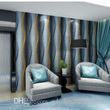 3D Deep Embossed Wavy Wall Wallpaper Bedroom Living Room TV Wall Hotel Room  KTV Room Wallpaper Hi Def Wallpapers High Definition Desktop Wallpapers ...